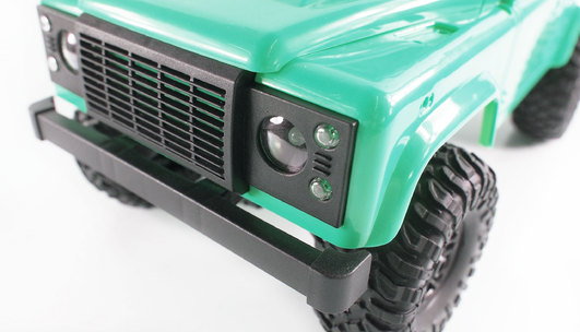 RC AMX Rock Pick Up 4WD Bausatz 1:16 grün