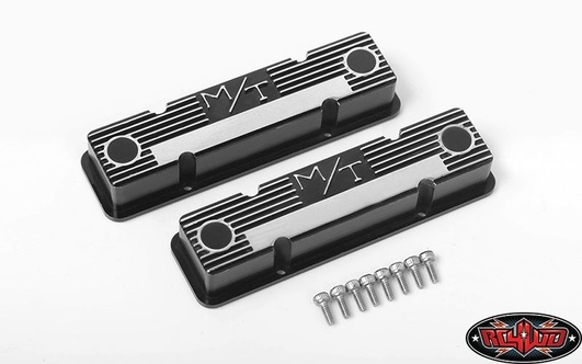 RC4WD 1/10 Holley M/T Valve Covers for Scale V8 Motor