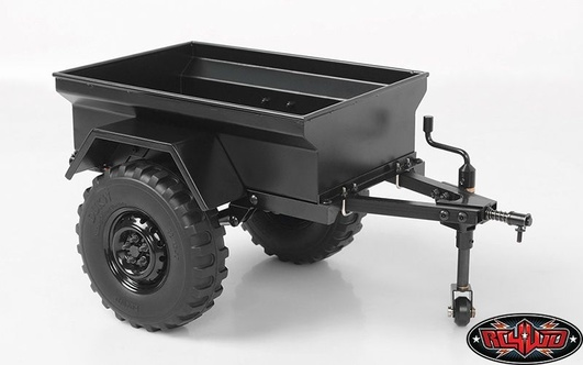 RC4WD 1/10 M416 Scale Trailer