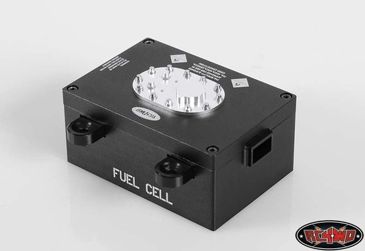 RC4WD Billet Aluminum Fuel Cell Radio Box (Black)