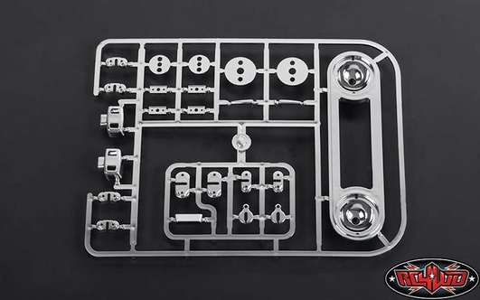 RC4WD Cruiser Chrome Accessories Parts Tree