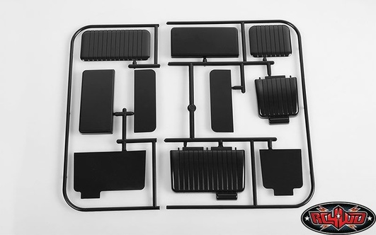 RC4WD Cruiser Seat Parts Tree