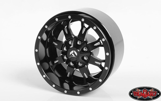 RC4WD Fuel Offroad Krank 1.7 Beadlock Wheels