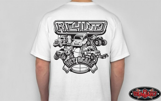 RC4WD Get Scale Logo Shirt (M)