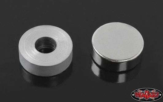 RC4WD Magnet and Metal Mounts