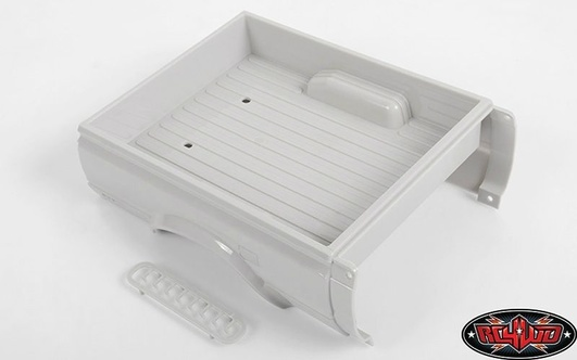 RC4WD Mojave II Rear Bed (Primer Gray)
