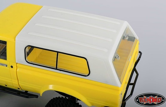 RC4WD Tightfit Truck Topper for the Mojave and Hilux Bodies