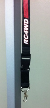RC4WD Tire Tread Neck Lanyard