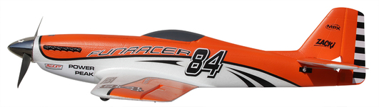 RR FunRacer orange lackiert 920 mm