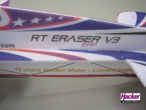 RT Eraser V3 EPP 820 mm