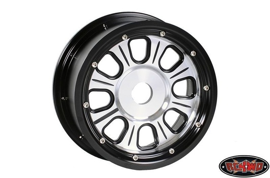 Raceline Monster 1/5 Scale Aluminum Beadlock Wheels for HPI