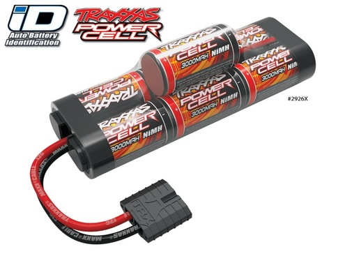 Racingpack Traxxas Power Cell 3000mAh 8,4V Humb Pack