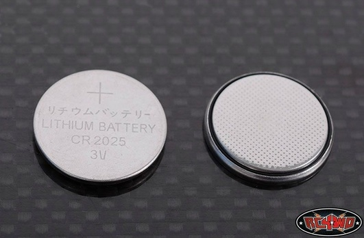Replacement Battery for 1/10 Warn Wireless Controller