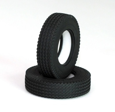 Retread 1.7 Commercial 1/14 Semi Truck Tires
