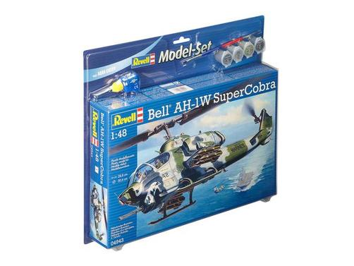 Revell Model Set Bell AH-1W SuperCobra