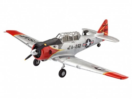 Revell Model Set T-6 G Texan