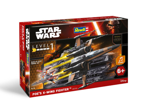 Revell Poes X-wing Fighter