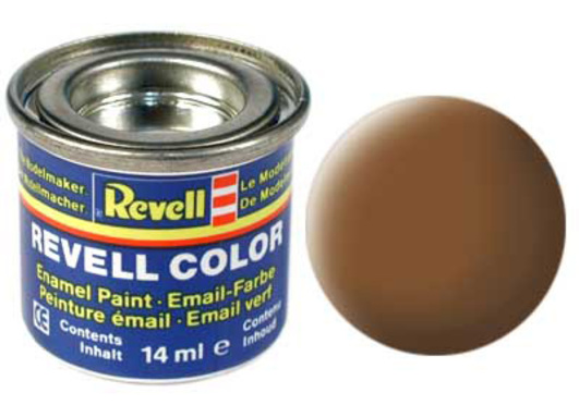 Revell dark-earth, matt RAF 14 ml-Dose, Farbcode 82