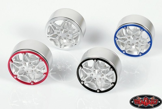 Revolution 1.9 Beadlock Wheels