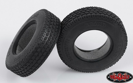 Roady 1.7 Commercial 1/14 Semi Truck Tires