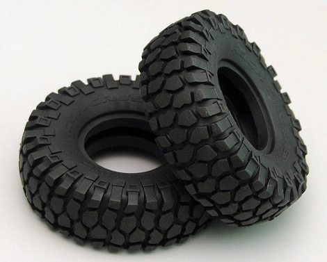 Rock Crusher X/T 1.55 Scale Tires