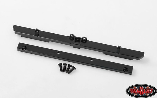 Rock Hard 4x4 Patriot Series Rear Bumper with Hitch TF2 SWB