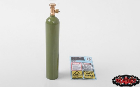 Scale Garage Series 1/10 Oxygen Tank