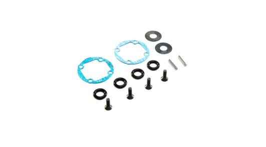 Seal & Hardware Set, G2 Gear Diff: 22