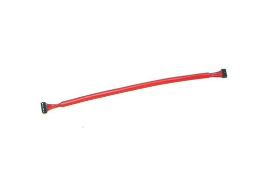 Sensor cable 20cm soft Red