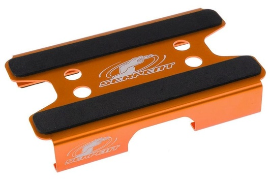Serpent Car Stand orange