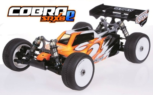 Serpent Cobra SRX8-E  1/8 4wd