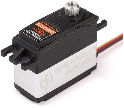 Servo A5060 Mini HV Digital Hi-Torque MG Aircraft