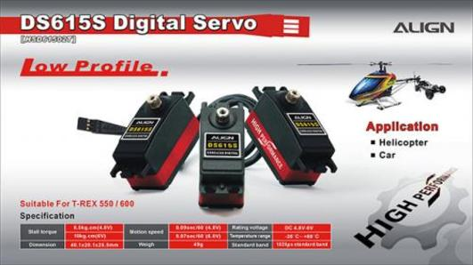 Servo DS615S Digital