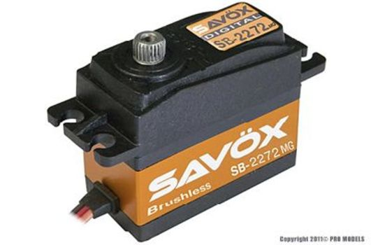 Servo Savöx SB-2272MG Digital Brushless HV