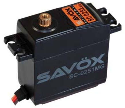 Servo Savöx SC-0251MG Digital