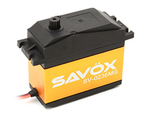 Servo Savöx SV-0236MG Digital HV
