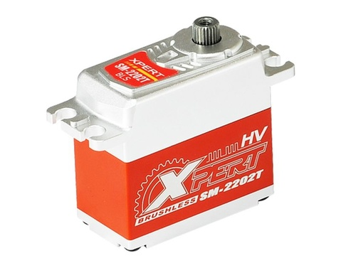 Servo Xpert Heli-Tail, High-Voltage SM2202T-HV