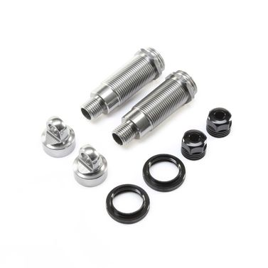 Shock Body & Collar Set, Rear (2): Super Baja Rey