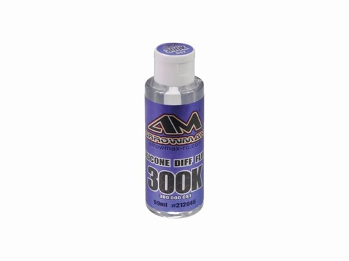 Silicone Diff Fluid 59ml 300.000cst