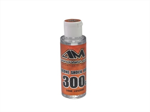 Silicone Shock Fluid 59ml 300cst