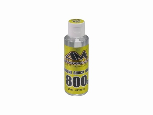 Silicone Shock Fluid 59ml 800cst