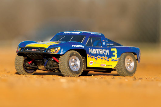 Slash RTR Brushed 1:16 4WD Traxxas