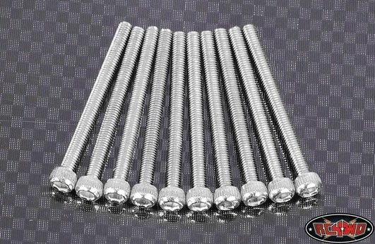 Socket Head Cap Screws M3 x 35mm (10)