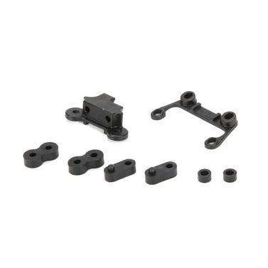 Spacer Set For Aluminum Shock Tower: TEN SCBE
