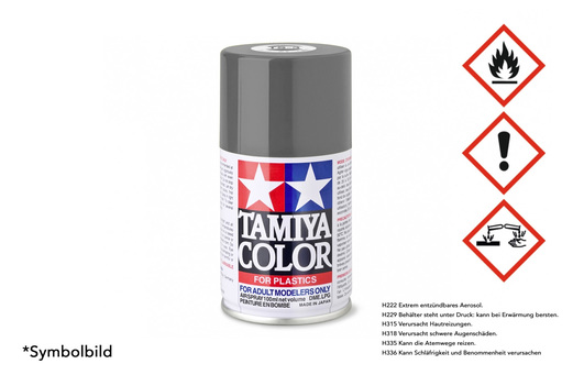 Spray Tamiya schwarz matt 100 ml TS6