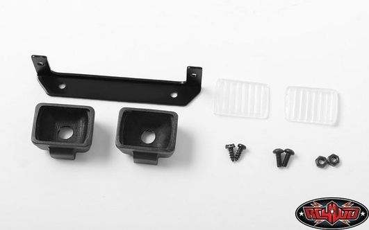 Square Lights for Trifecta Front Bumper