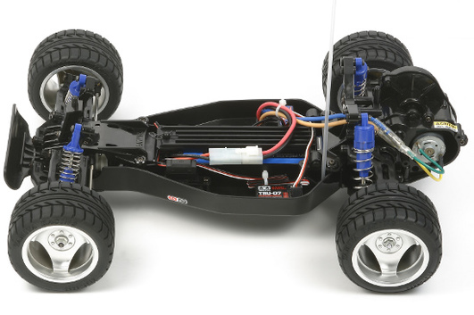 Street Rover DT-02 1:10 2WD Kit
