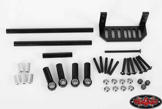 Super Bully Steering Kit (Black)