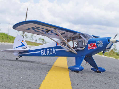 Super Cub Burda Staffel ARF 1620 mm