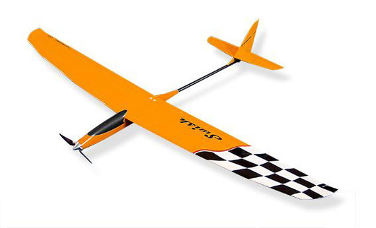 Swish Electric 1480 mm ARF orange
